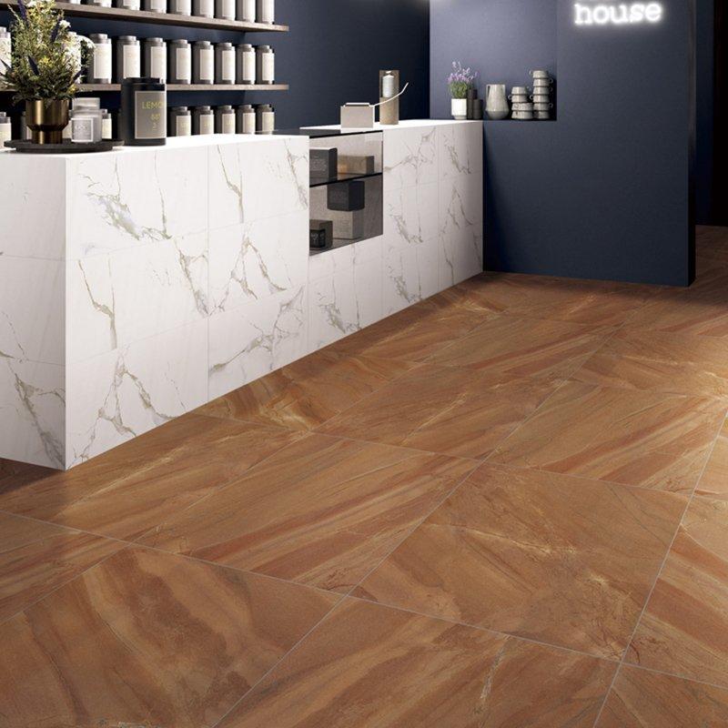 Hot sale rustic ceramic tile EQ7601