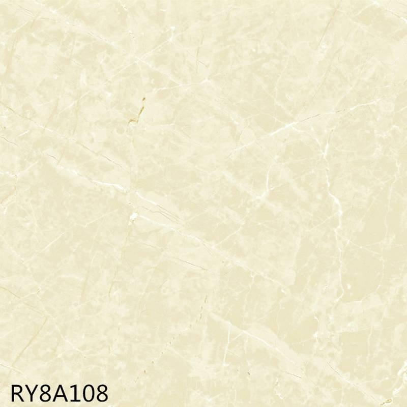 New arrival soft polished glazed porcelain tile RY8A108