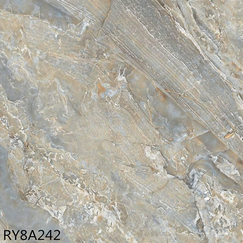 Soft floor tile living room design heavenly rock RY8A242