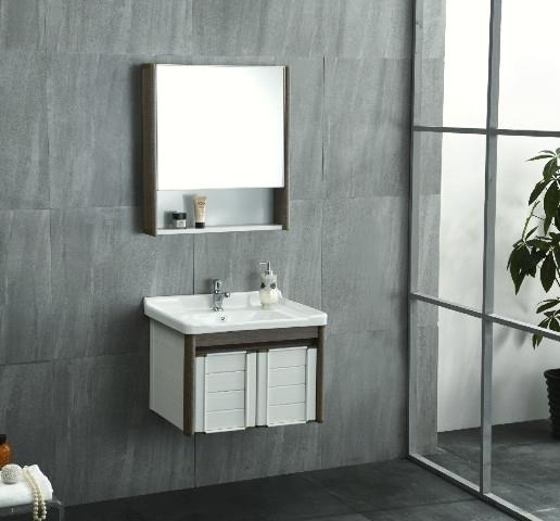 modern contracted bathroom vanity