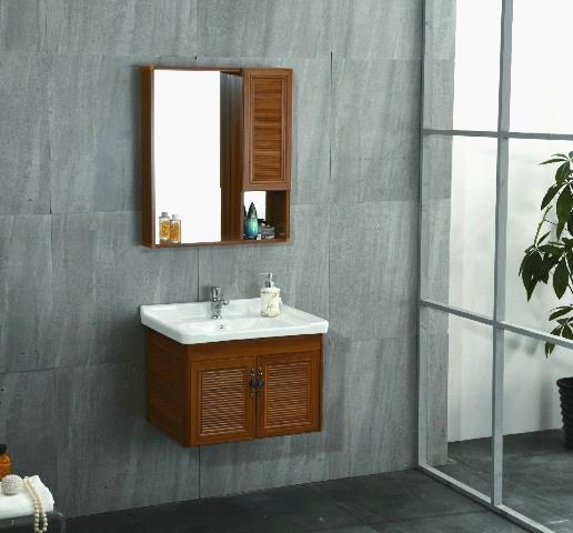 REDwood traditional bathroom vanity