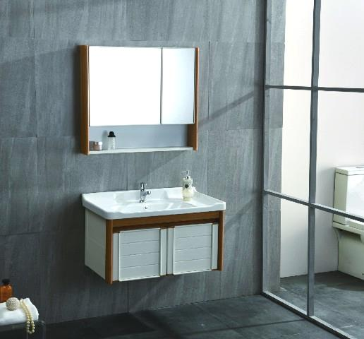 mirror cabinet modern bathroom cabinet