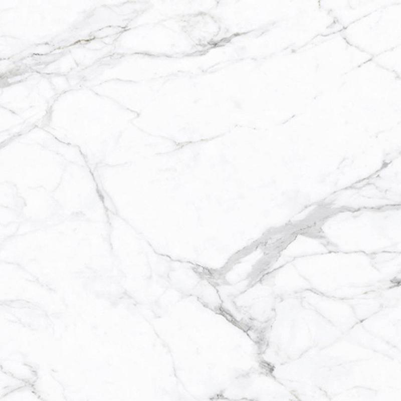 White Glazed Marble Polished Porcelain Floor Tile 800*800